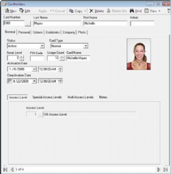 Axiom V™ - Software Professional - Integrated Reader Module - for IRIS ID iCam-4000 and iCam-7000 series[RBH]