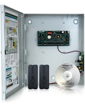 Integra32™ Controlador - Universal 2-Door Controller with  2 x RBH-FR-360N-H Readers[RBH]