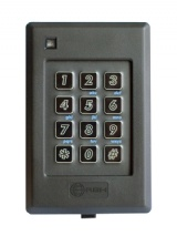 Lector de proximidad RBH Switch plate Proximity Reader with Keypad Reads RBH Secure 50it format prox. cards and AWID cards up to 64bits[RBH]