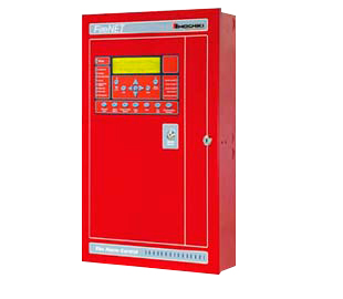 FN-2127 / Panel de control de incendio análogo/direccionable en red. (2 loop/4amp)